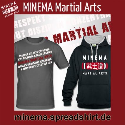 Streetwear für Kampfkünstler