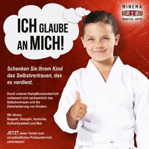 Kampfkunst für Kinder in Puchheim