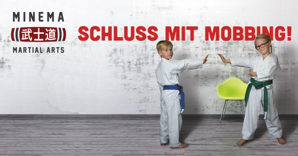 Schluss mit Mobbing in Puchheim