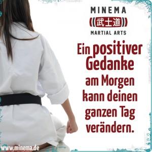 positiver Gedanke