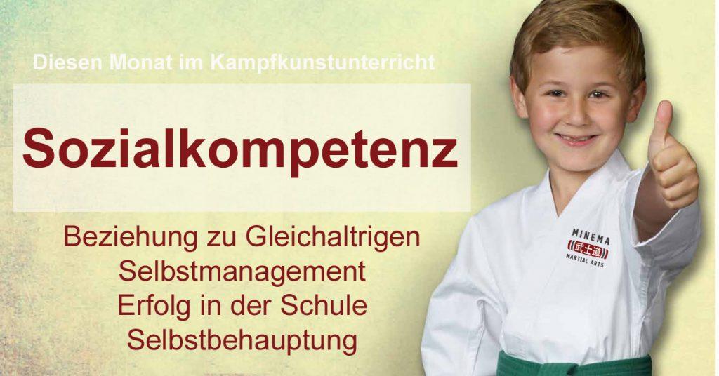 Sozialkompetenz Kampfkunst Puchheim