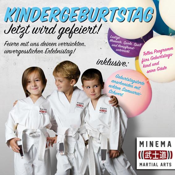 Kampfkunst kindergeburtstag puchheim